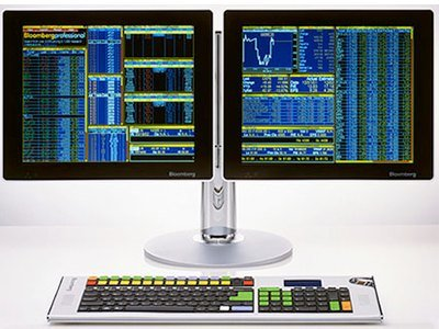 Bloomberg Professional terminal